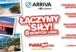 Polski Bus i Arriva Bus łączą siły