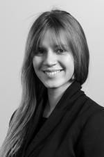 Aleksandra Marshakova, konsultant i trener modelowania finansowego z Rosji. Fot. Roland Frommann