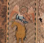 """""""Opus Anglicanum: Masterpieces of English Medieval Embroidery"""" Victoria and Albert Museum, Londyn, do 5 lutego"""