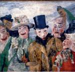 """""""Intrigue: James Ensor by Luc Tuymans"""", The Royal Academy of Arts, Londyn, do 29 stycznia"""