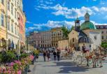 Ponad 12 milionów turystów w Krakowie