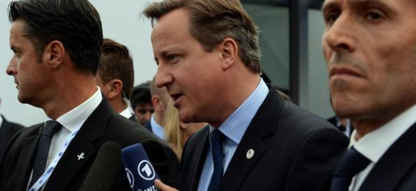 Historyczny błąd Camerona