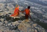Ganges i Jamuna traktowane jak osoby
