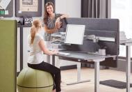 Zdrowa przestrzeń do pracy