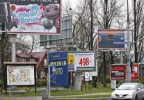 Warszawa zajmie się reklamami w mieście