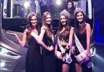 Imprezę uświetniła obecność czterech miss
