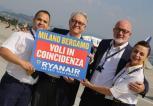 Ryanair z przesiadką w Mediolanie Bergamo
