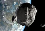 Popchną małą asteroidę