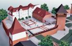 Tak może wyglądać zamek, jeśli udałoby się zrealizować plan jego całkowitej rewitalizacji.
