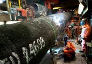 Budowa gazociągu Nord Stream 2 coraz mniej pewna