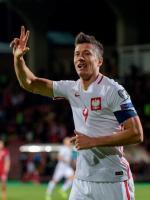 Udział polskich piłkarzy w rosyjskim Mundialu będzie pozytywnym impulsem dla gospodarki. Na zdjęciu: kapitan i lider naszej reprezentacji Robert Lewandowski.