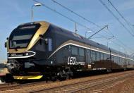 Ryzykowny wjazd LEO Express