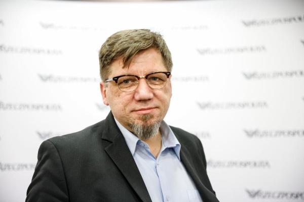 Witold Kołodziejski, przewodniczący Krajowej Rady Radiofonii i Telewizji
