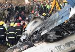 Katastrofa na lotnisku w Katmandu - co najmniej 50 zabitych