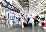 8 milionów pasażerów na Lotnisku Chopina w pół roku