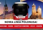 Polonus: Pojedziemy z Warszawy do Krakowa