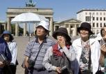 Europa na turystycznym plusie
