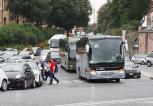 Rzym wprowadza ogranicza dla autokarów