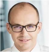 Marcin Cichy, prezes UKE
