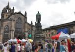 Mieszkańcy Edynburga za podatkiem turystycznym