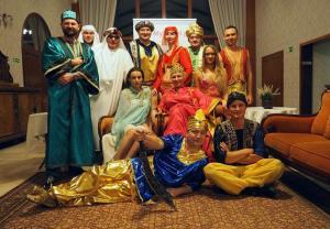 Orientalne księżniczki, wezyrowie, szejkowie, maharadżowie prosto z... My Travel