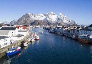 Norwegia zaprasza na zimowy połów