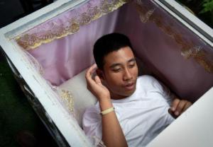 Bangkok - zjedz lunch ze śmiercią