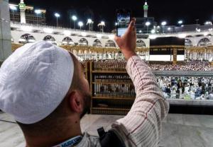 Zaczął się hadżdż - muzułmanie z całego świata pielgrzymują do Mekki