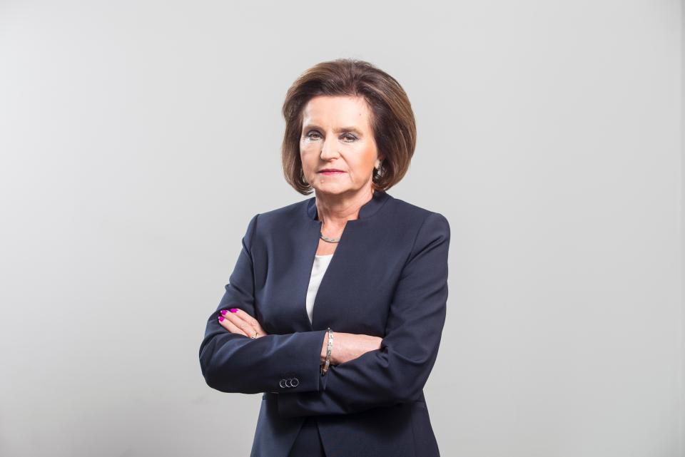 Ewa Bobkowska, prezes PA Nova