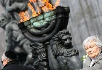 Dzwony i syreny na rocznicę powstania w getcie