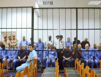 Dygnitarze reżimu Kaddafiego zaprzeczają oskarżeniom