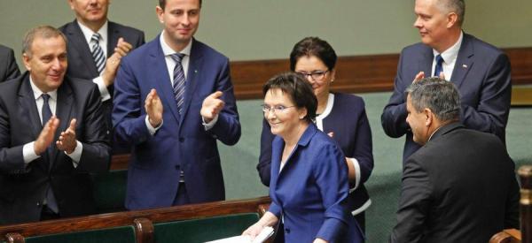 Premier Kopacz: zdjąć z Polski klątwę nienawiści