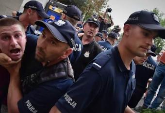 Szef NSZZ Policjantów: Włączanie nas w polityczną retorykę jest niedopuszczalne
