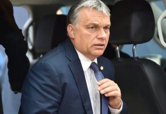 Orbán popiera Trumpa