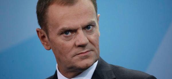 Tusk: Nie było żadnej propozycji rozbioru Ukrainy