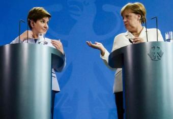 Polska i Niemcy nieco bliżej