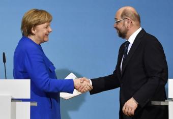 Wielka koalicja bardziej socjaldemokratyczna