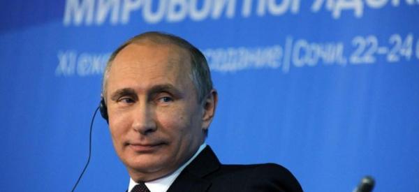 Putin przypomina, że Lwów był polskim miastem