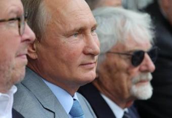 Media: MI6 pomogło Putinowi zostać prezydentem