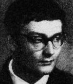 W latach 60. Piotrowski zaczął pracę w Milicji Obywatelskiej. Marek Piotrowski, zdjęcie z 1966 roku (fot: ipn/repr. Magdalena Jodłowska)