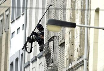 Dżihad wprost z Brukseli