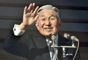 125. cesarz Japonii chce dobrowolnie ustąpić