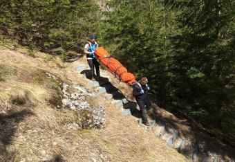 Turystka Z Polski zginęła w słowackich Karpatach