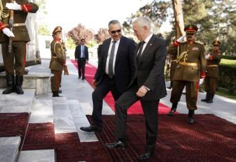 VIP z Ameryki w Kabulu. Przyjadą tysiące żołnierzy?