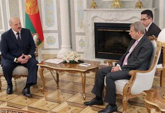 Łukaszenko: Białoruś chce mocnej Unii Europejskiej
