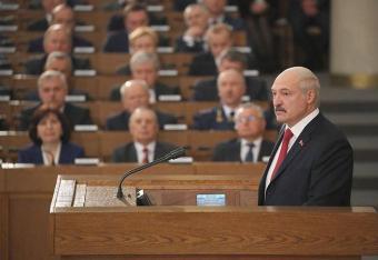 Łukaszenko skrytykował Rosję i pochwalił Merkel