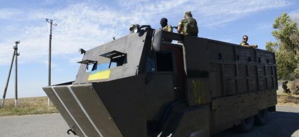 Rosjanie weszli na Ukrainę [RELACJA]