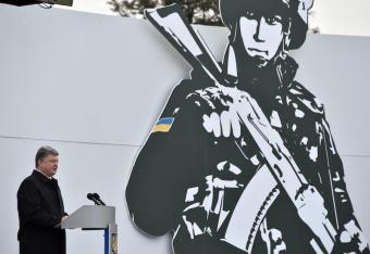 UPA wzorcem dla małych Ukraińców
