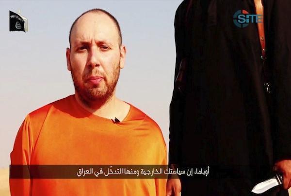 Dżihadyści ścięli kolejnego dziennikarza