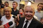 Jarosław Kaczyński na wyborczym szlaku